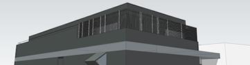 tekening data center