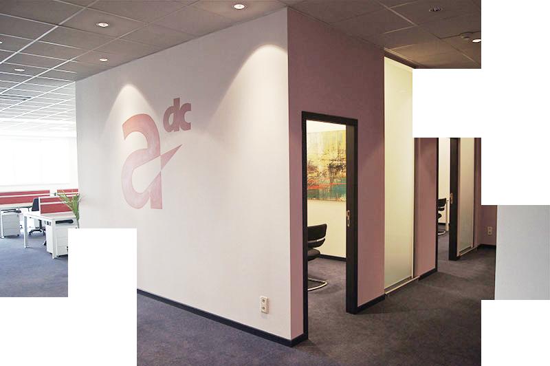 Inside the antwerp data center