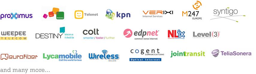 logos telecom operators