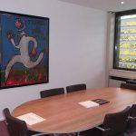 Meeting room in Brussels DC